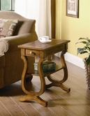 Coaster 900975 CHAIRSIDE TABLE