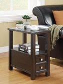 Coaster 900992 CHAIRSIDE TABLE