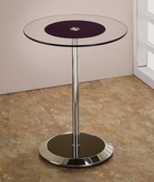 Coaster 901021 ACCENT TABLE (CHROME)