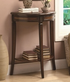 Coaster 901025 ENTRY TABLE (DARK CHERRY)