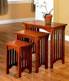 Coaster 901049 NESTING TABLES