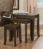 Coaster 901071 NESTING TABLES