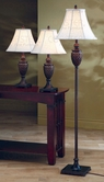 Coaster 901146 3PC SET LAMP