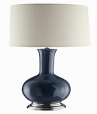 Coaster 901269 TABLE LAMP (STEEL BLUE)