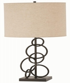 Coaster 901404 TABLE LAMP (BRONZE)