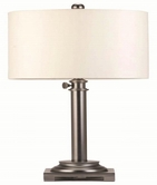 Coaster 901409 TABLE LAMP (GUNMETAL)
