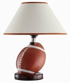 Coaster 901463 FOOTBALL TABLE LAMP