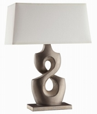 Coaster 901469 TABLE LAMP (ANTIQUE SILVER)