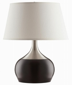 Coaster 901470 TABLE LAMP (ESPRESSO)