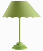 Coaster 901472 TABLE LAMP (GREEN)