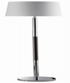 Coaster 901487 FLOOR LAMP (ESPRESSO/CHROME)
