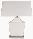 Coaster 901491 TABLE LAMP (WHITE)