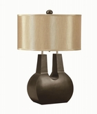 Coaster 901531 TABLE LAMP (COFFEE)