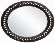 Coaster 901769 MIRROR (BLACK/GOLD)