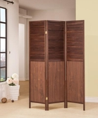 Coaster 901907 FOLDING SCREEN (BROWN)