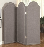 Coaster 901912 FOLDING SCREEN (GREY)