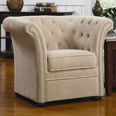 Coaster 902034 CHAIR (BEIGE)