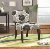 Coaster 902050 CHAIR (BIG FLOWERS)