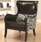 Coaster 902069 ACCENT CHAIR