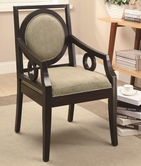 Coaster 902097 CHAIR (CAPPUCCINO)