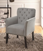 Coaster 902144 ACCENT CHAIR (GREY)