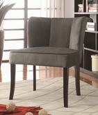 Coaster 902150 ACCENT CHAIR (CHARCOAL)