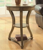 Coaster 902832 ACCENT TABLE (ANTIQUE PINE)
