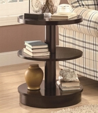 Coaster 902833 ACCENT TABLE (CAPPUCCINO)
