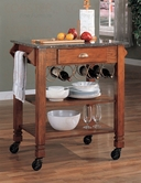 Coaster 910009 KITCHEN CART