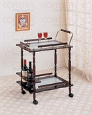 Coaster 910010 SERVING CART