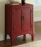 Coaster 950199 ACCENT CABINET (RUSTIC BED)
