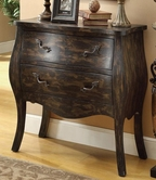 Coaster 950202 ACCENT CABINET (MARBLED SEPIA)