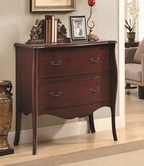 Coaster 950249 ACCENT CABINET (ANTIQUE RED)