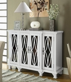 Coaster 950265 Accent Cabinet (White)