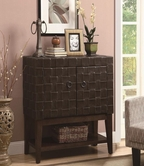 Coaster 950268 ACCENT CABINET (COFFEE)