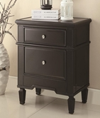 Coaster 950290 ACCENT CABINET (BLACK)