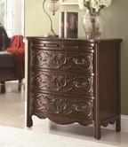 Coaster 950299 ACCENT CABINET (BROWN)