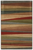 Coaster 970019L MAYAN SUNSET RUG (LARGE)