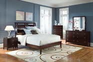 Coaster Calvin B205Q-M-D BEDROOM SET (CAPPUCCINO)