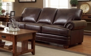 Coaster Colton 504411 SOFA (BROWN)