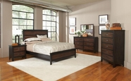 Coaster Conway 202301Q-03-04 BEDROOM SET (BROWN/BLACK)