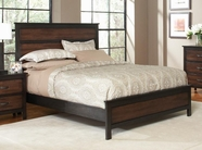 Coaster Conway 202301Q QUEEN BED (BROWN/BLACK)