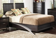 Coaster Justine 202531KE E KING BED (CAPPUCCINO)