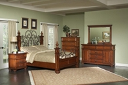 Coaster Kessner 202871Q-73-74 BEDROOM SET (OAK)