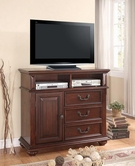 Coaster Kessner Ch 203176 MEDIA CHEST (CHERRY)