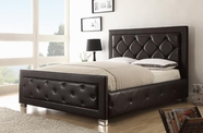 Coaster Kindell 300381KE E KING BED (DARK BROWN)