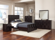 Coaster Lloyd 202641Q-43-44 BEDROOM SET (DARK CAPPUCCINO)