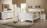 Coaster Louis Philippe 204 204691T-93-94 KIDS BEDROOM SET (WHITE)