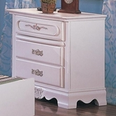 Coaster Sophie 3 Drawer Night Stand 400102