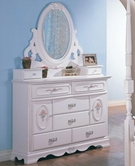 Coaster Sophie Dresser And Mirror 400103-4